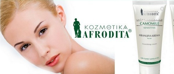 КОСМЕТИКА АФРОДИТА CAMOMILE SENSITIVE РОМАШКА